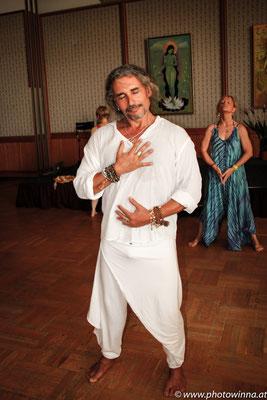 Yoga Dance Festival Soul Motion Workshopleiter: Martin Steixner 2