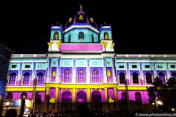 Wien leuchtet - Pastell