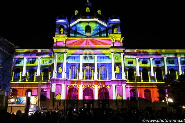Wien leuchtet - Rainbow