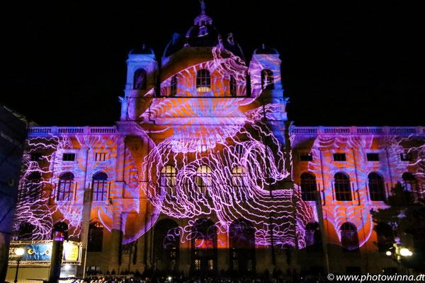 Wien leuchtet - Quallen