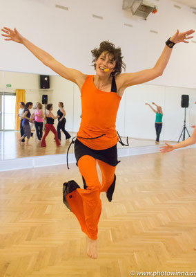 Ann Christiansen NIA jump