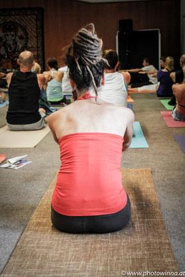 Yoga Dance Festival Kundalini Yoga Workshopleiter: Walter Huber