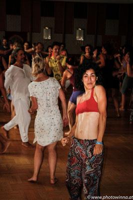 Yoga Dance Festival Soul Motion Workshopleiter: Martin Steixner 1