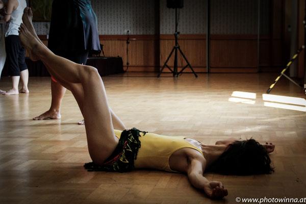 Yoga Dance Festival Soul Motion Workshopleiter: Martin Steixner