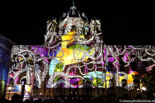 Wien leuchtet - Tentakel