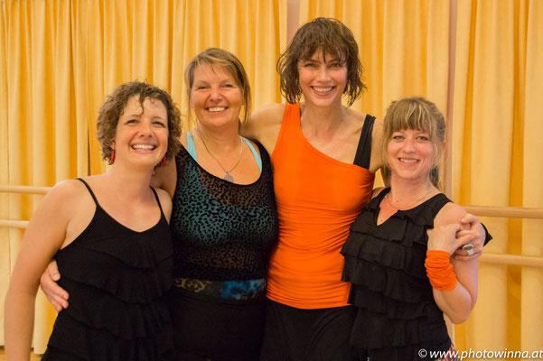Gruppenfoto NIA Whitebelt week