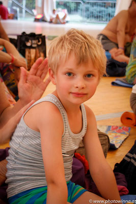 Yoga Dance Festival Abschlusskonzert Spiritual India 2