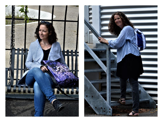 Foto 1 Sara, Foto 2 Stefanie