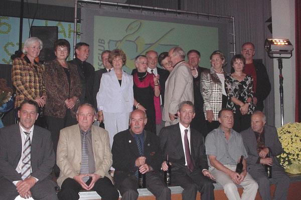 Die anwesenden Gründungsmitglieder