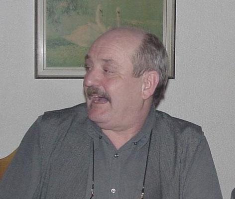 Gerhard Matt stand als 2. Vorstand Karl Joos zur Seite.