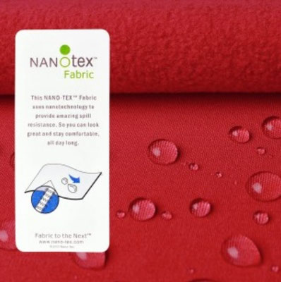 Nanotex rot