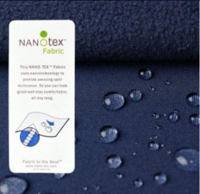 Nanotex dunkelblau