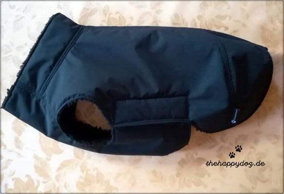 Wintermantel Hund Maßanfertigung
