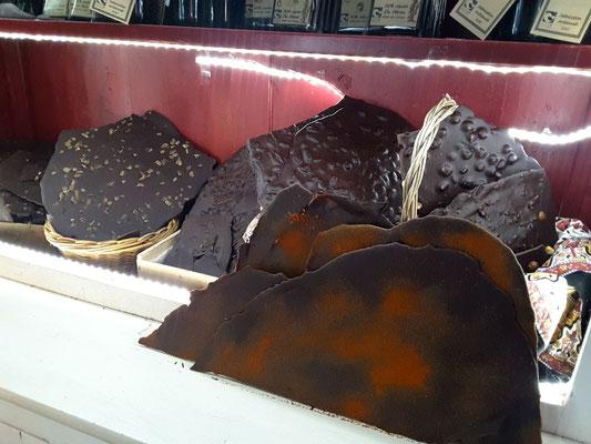 zacao chocolats vrac à casser