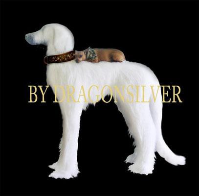 Dog Elvis,Höhe ca 140 cm