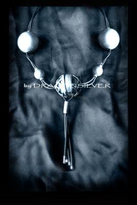Kugel Kette Elements - Sterling Silber