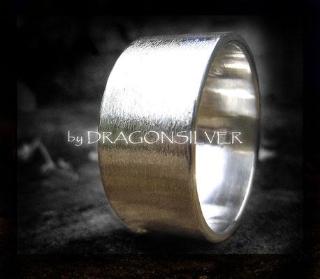 Ring Puristisch  - Sterling Silber