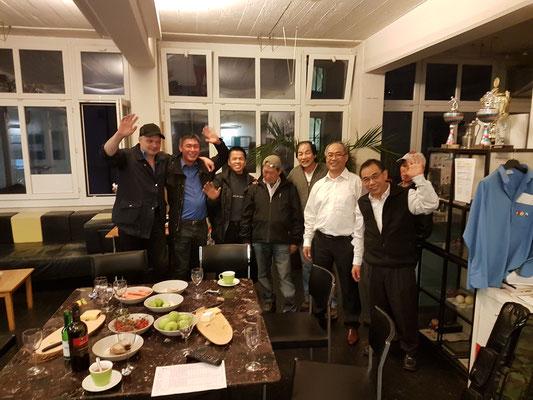 Vietnamesischer (St. Galler) Überraschungs-Besuch