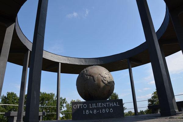 Otto-Lilienthal Gedenkstätte
