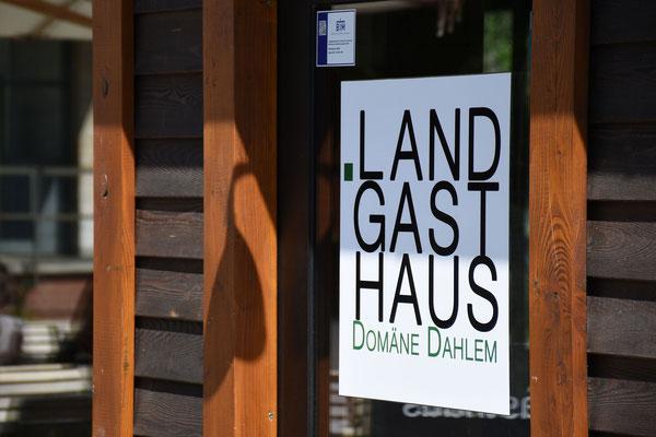 Landgasthaus auf der Domäne Dahlem