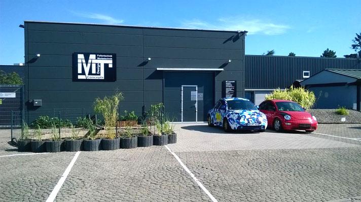 MT Concepts Firmenzentrale Eppelheim