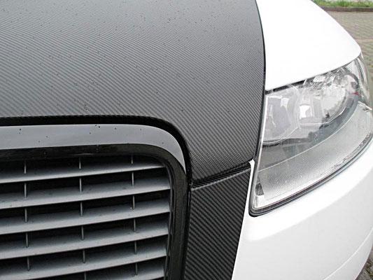 Teilfolierung Audi Carbon - MT Concepts Eppelheim