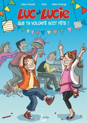 Album Luc et Lucie