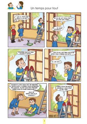 Luc et Lucie - Que ta volonté soit fête ! P.4