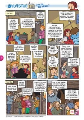 Sylvestre - Vie de rêve 4 - Tournesol 403