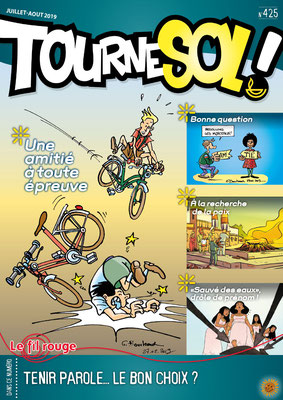 Couverture Tournesol 425
