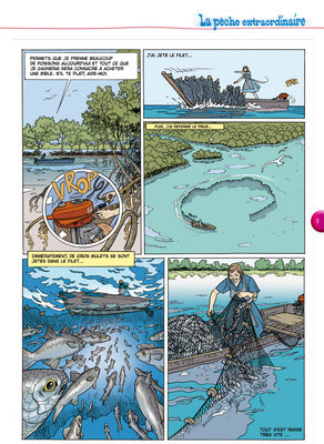 Pêche extraordinaire (6) - Tournesol 400