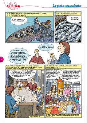 Pêche extraordinaire (7) - Tournesol 400