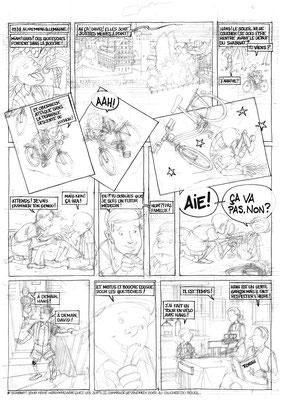 Tournesol 425 p4 Crayonné