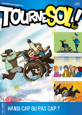 Tournesol 403 - Couverture