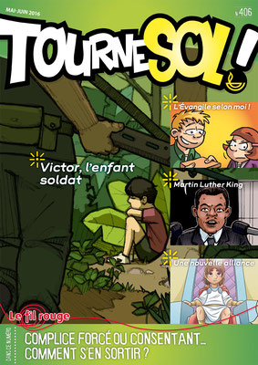 Tournesol 406 - Couverture