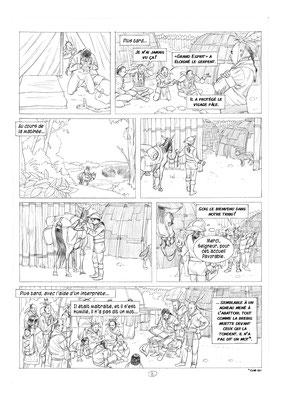 Tournesol 426 - p 6 Crayonné