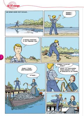 Pêche miraculeuse (3) - Tournesol 400