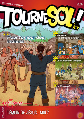 Tournesol 426 - couverture