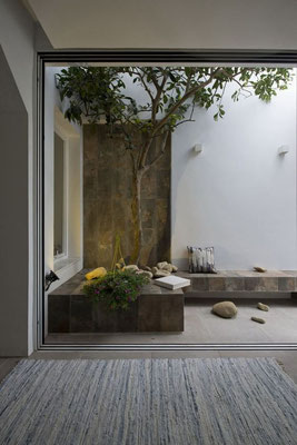 © Landmak Architecture - Patio design