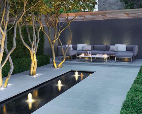 Salon de jardin © DR