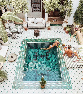 Transformer sa piscine: 5 idées pour aménager... - RC-PAYSAGE