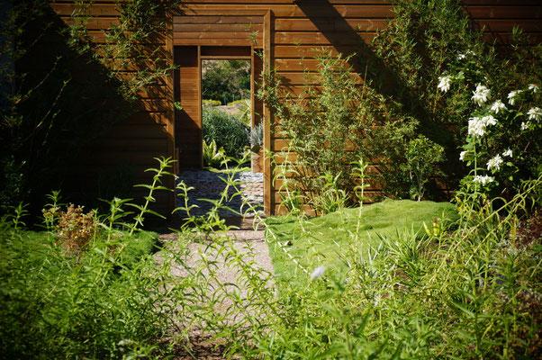 Jardin zen I L'instant © Rc-Paysage