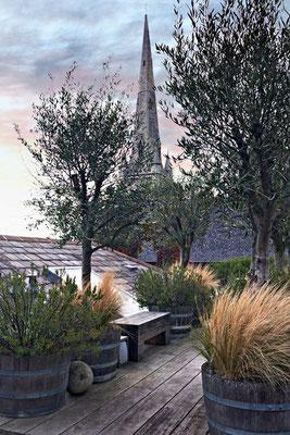 Jardin sur les toits © DR