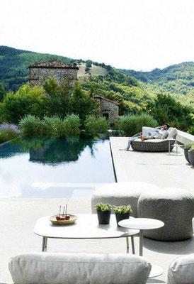 Espace piscine © DR