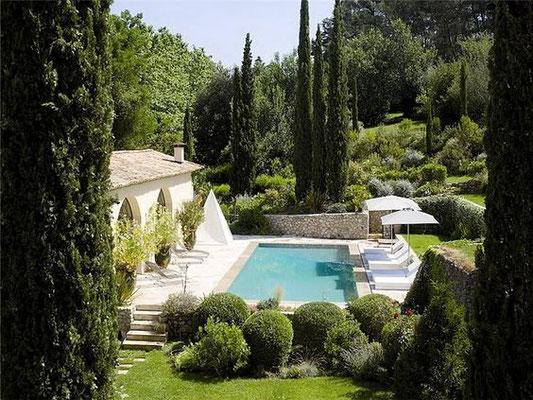 Jardin méditerranéen © DR