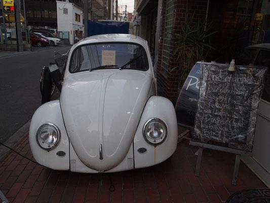 Cafe&Bar Peg の外観