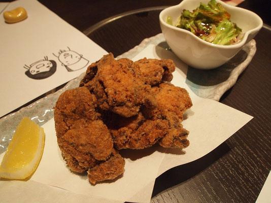 旬菜 和かつきの鶏の唐揚げ