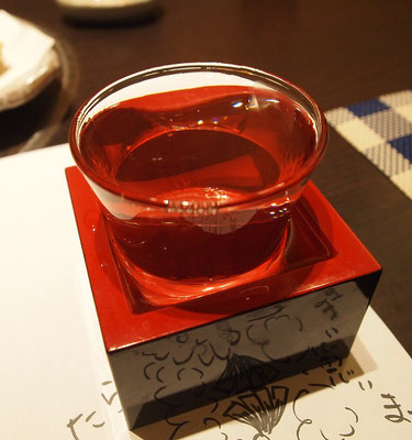 旬菜 和かつきの日本酒