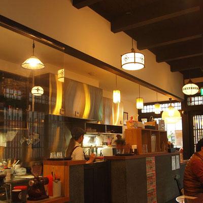 空堀商店街・道勝カフェ