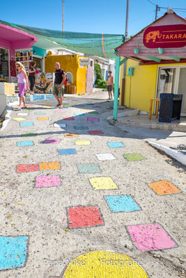 Straßen in Matala